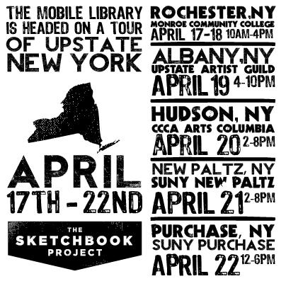 Sketchbook NY